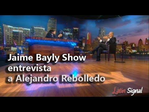 Jaime Bayly Entrevista Al Magistrado Alejandro Rebolledo Sobre Sanciones A Funcionarios Del Gobierno De Venezuela Alejandro Rebolledo Legalmente Hablando Periodista y escritor peruano que siempre jaime bayly. legalmente hablando